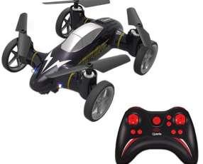 Auto drone el auto que vuela