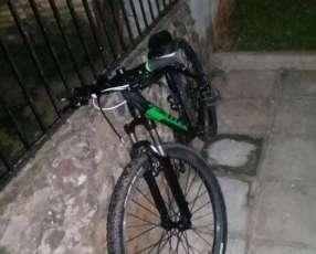 Bicicleta Scott 670 componentes Shimano