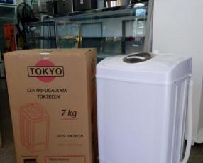 Centrifugadora Tokyo 7 kilos