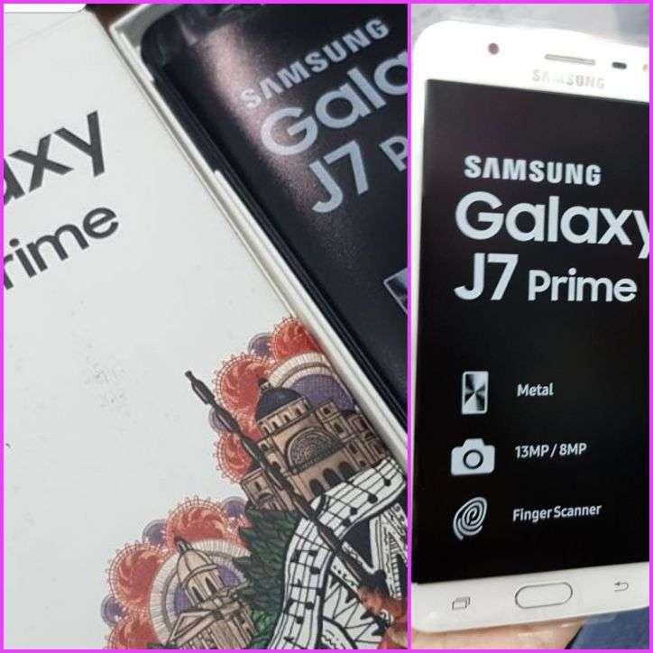 Samsung Galaxy J7 Prime nuevo en cuotas - 0