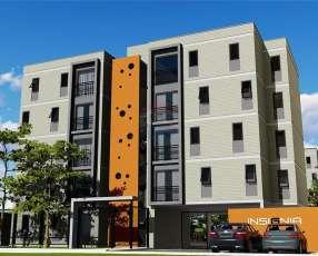 Departamentos de 2 dormitorios y 1 cochera zona CIT