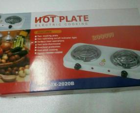 Cocina placa eléctrica