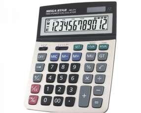 Calculadora 12 dígitos