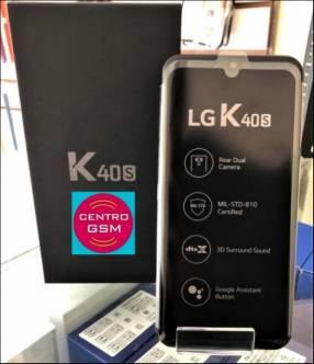 LG K40S de 32 gb nuevos