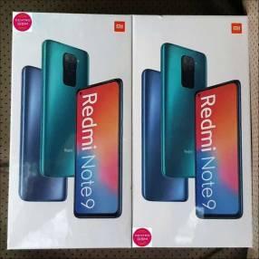Redmi Note 9 de 64b nuevos