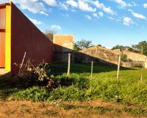 Terreno en zona céntrica de Caacupé