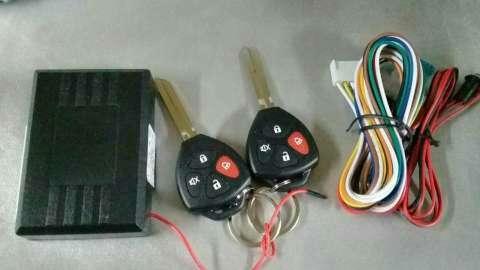 Alarma para motocicleta con cortacorriente - 2