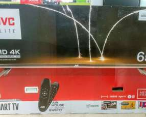 Smart Tv JVC 4K UHD 65 pulgadas mouse aéreo