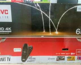 Smart Tv JVC 4K 65 pulgadas MOUSE AEREO