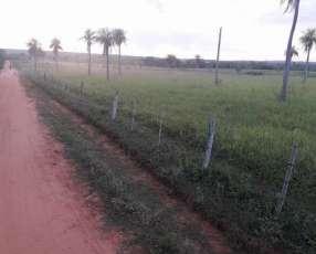 Terreno de 32 hectáreas entre Carapeguá y Nueva Italia
