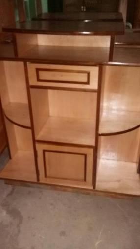 Rack de madera