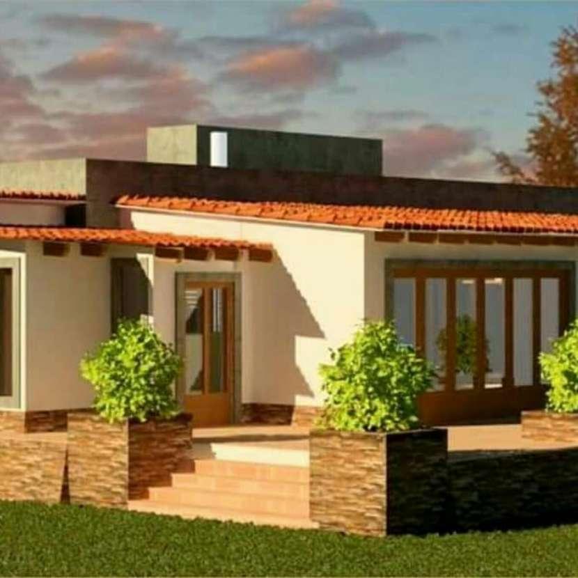 Casas económicas 90 m2 - 6