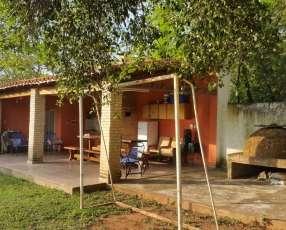 Casa quinta en itagua