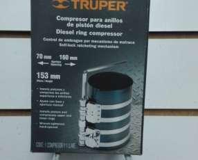 Compresor de aros entre 70mm y 160 mm, para pistones