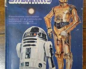 Libro Star Wars A new hope año 1978 a todo color