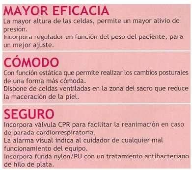 Colchón Antiescaras Domus 3 - 2