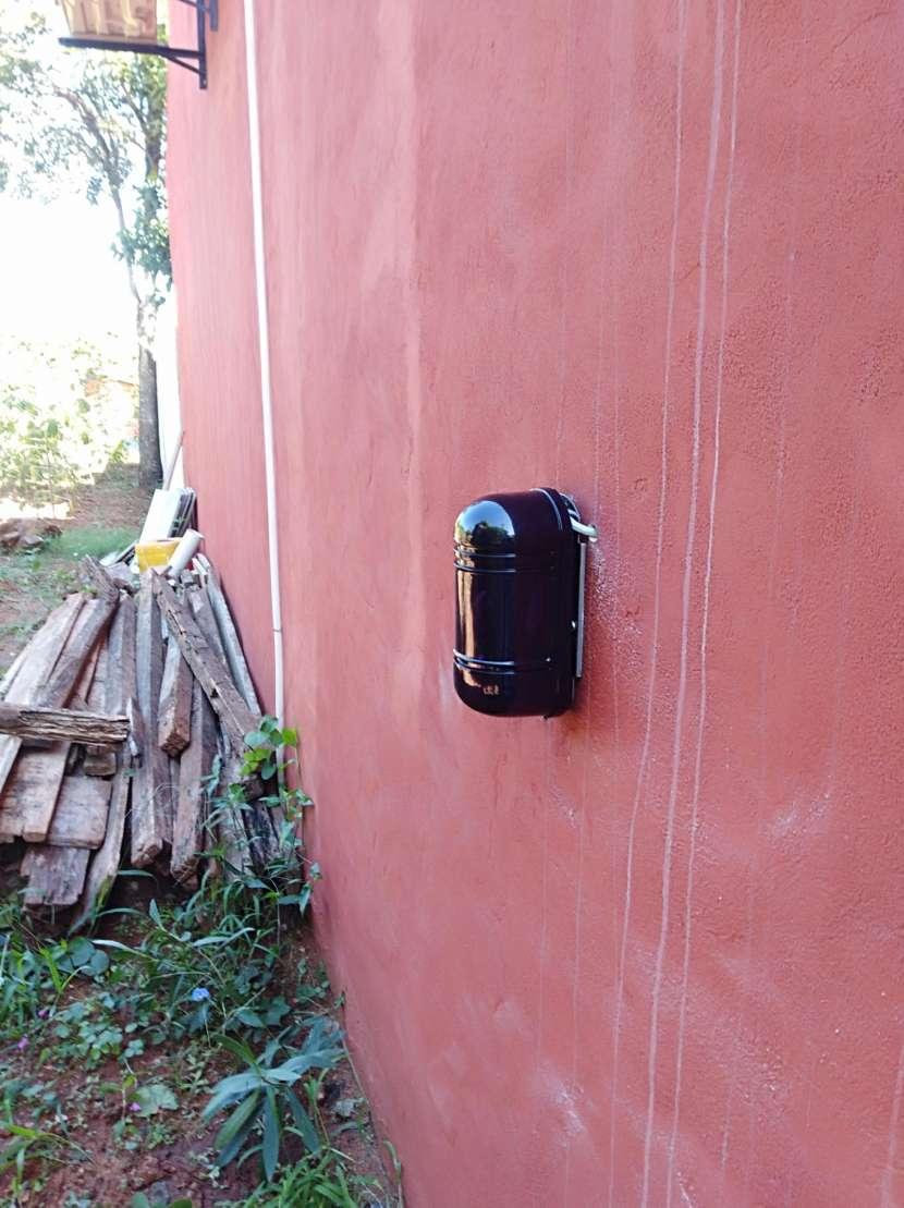 Barreras infrarrojas con sensores de aperturas - 2