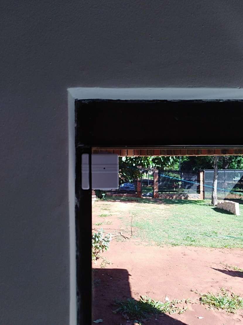 Barreras infrarrojas con sensores de aperturas - 6