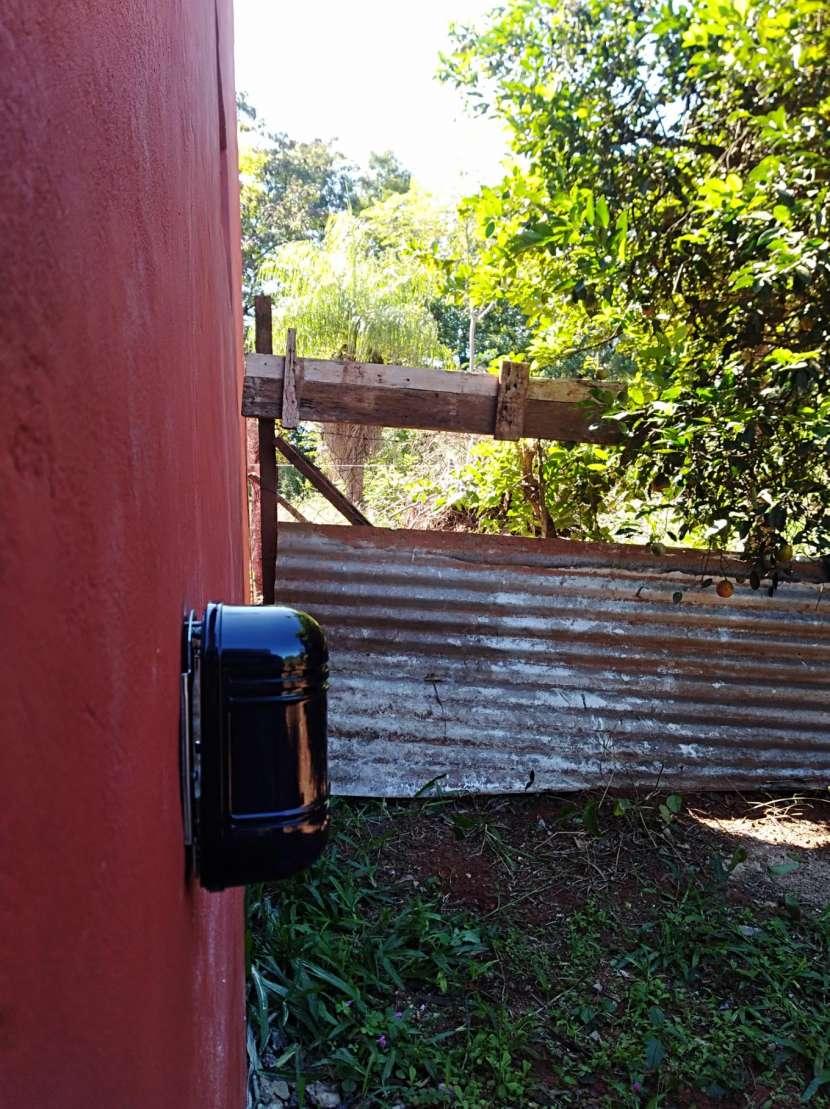 Barreras infrarrojas con sensores de aperturas - 7