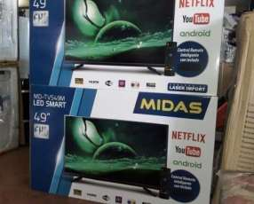 TV LED Smart Midas de 49 pulgadas