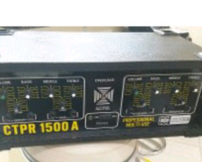 Amplificador Consola