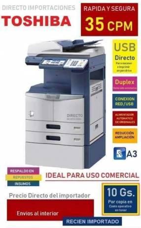 Fotocopiadora toshiba e studio 355 / 356