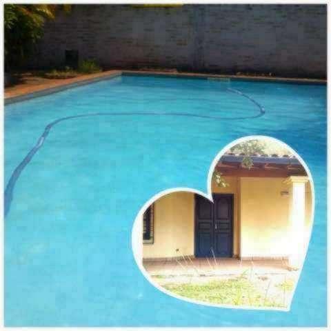Casa con piscina en Ñemby zona Pa´i Ñu - 1