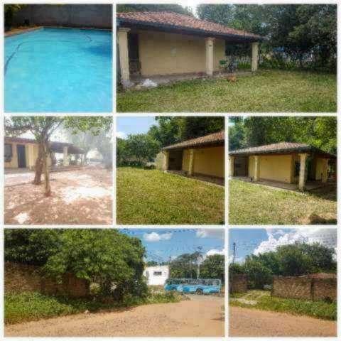 Casa con piscina en Ñemby zona Pa´i Ñu - 4