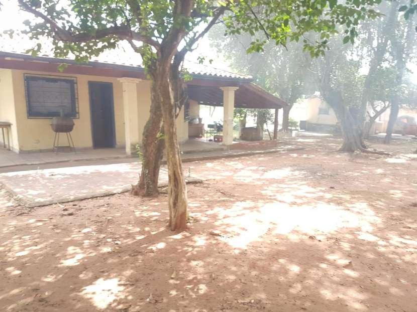 Casa con piscina en Ñemby zona Pa´i Ñu - 7