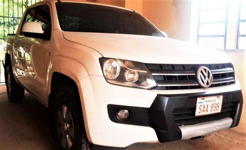 Volkswagen Amarok 2011 - 0