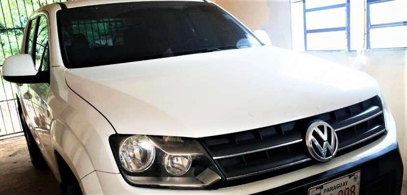 Volkswagen Amarok 2011 - 1