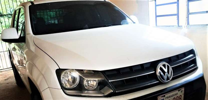 Volkswagen Amarok 20 - 1