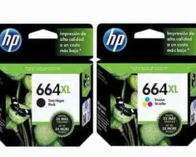 Tintas HP 664 XL