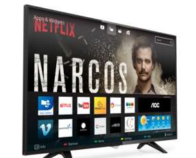 Smart tv AOC 49 pulgadas
