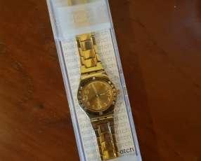 Reloj swatch irony ylg404g fancy me gold