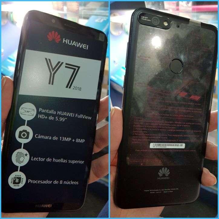 Huawei y7 - 0