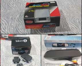 Alarma cámara turbo timmer