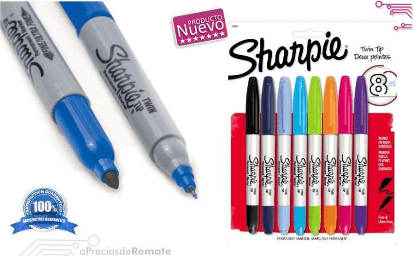 Marcadores sharpie - 0