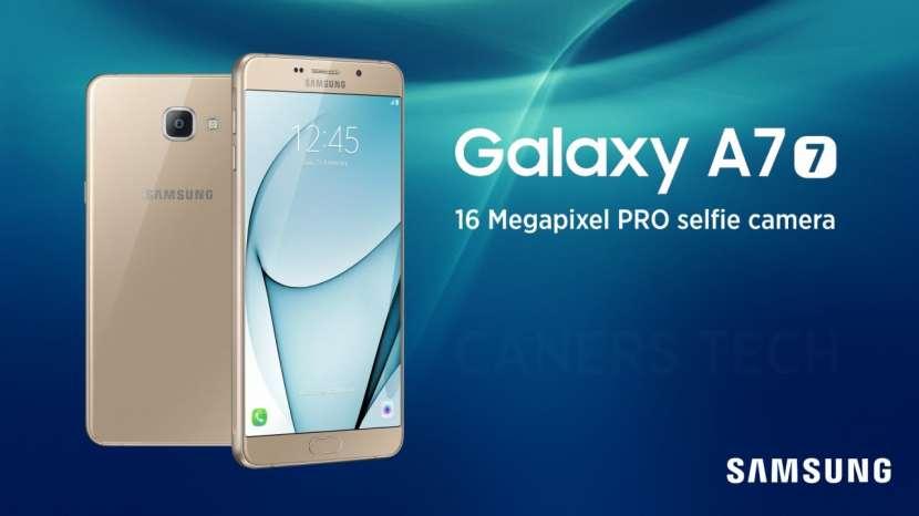 Samsung Galaxy A7 2017 nuevo