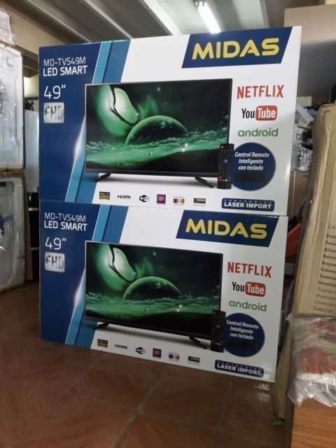 TV LED Smart Midas 49 pulgadas - 0