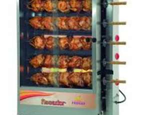 Máquina Progas para 30 pollos