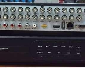 Grabador DVR para 32 cámaras FULL HD