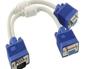 Cable duplicador VGA