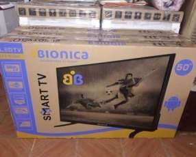 TV LED Smart Biónica 50 pulgadas