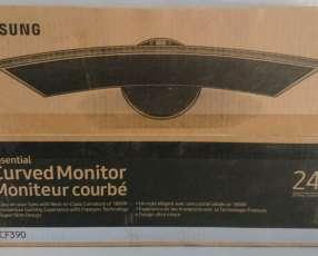 Monitor curvo Samsung 24 pulgadas nuevas
