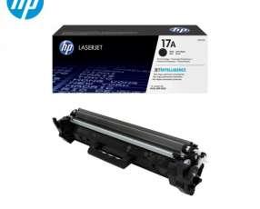 Toner hp original 17 a , para impresora hp laser m102w