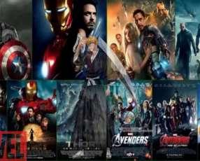 Peliculas de Marvel Full HD