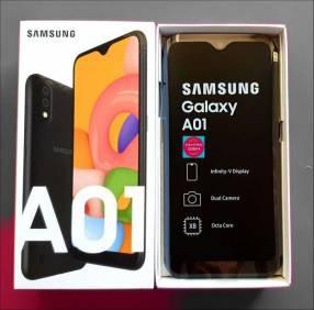 Samsung Galaxy A01 de 32 gb nuevos