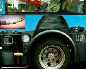 Servicios de fotografía y filmación