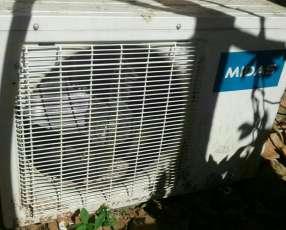 Instalación de aire Split